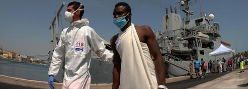 Migrants: l'UE veut accroître les contrôles au large de la Libye