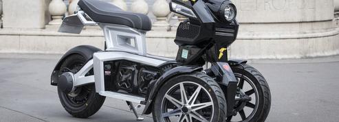 Goodyear Ego 2, un scooter électrique fun et fonctionnel