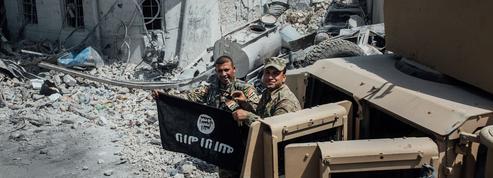 Mossoul en ruines délivrée du joug des djihadistes