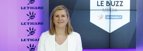 Dana Hastier: «Chez France 3, l'argent est plutôt bien employé»