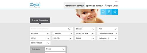 «Droitier», «mange sainement»: les fiches détaillées des donneurs de sperme danois