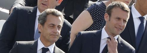Le dîner secret des couples Macron et Sarkozy à l'Élysée