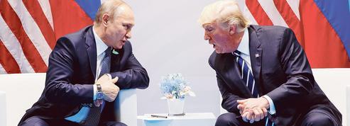 Retour de boomerang après l'entrevue Trump-Poutine