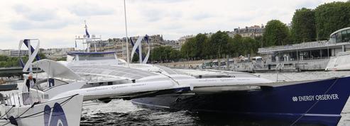 Á bord du Energy Observer, le premier bateau autonome en énergie