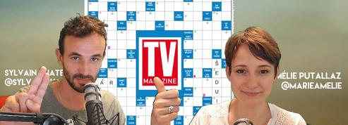 Remplissez les mots croisés du TvMag avec nous en direct