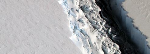 Un iceberg soixante fois plus grand que Paris s'est détaché de l'Antarctique