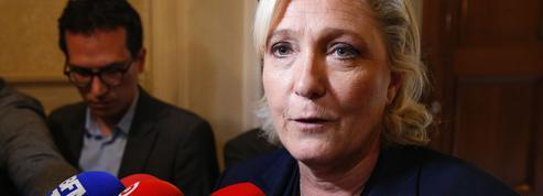 Marine Le Pen : «Je ne laisserai pas le chaos s'installer dans mon parti»