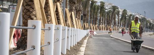 Depuis l'attentat de Nice, la municipalité a musclé la sécurité