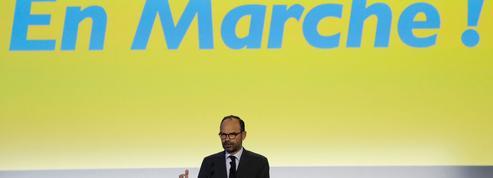 Chef de la majorité, Édouard Philippe n'est «pas adhérent d'En marche!»