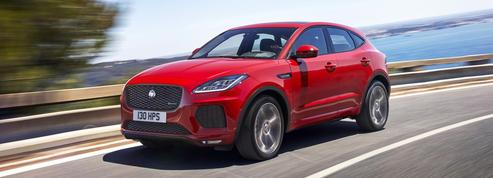 Jaguar E-Pace, un F-Pace en réduction