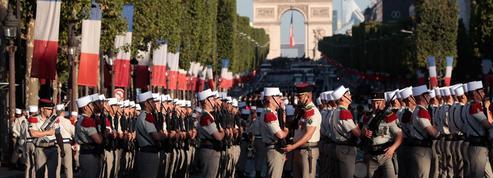 Suivez en direct le défilé du 14 Juillet à Paris