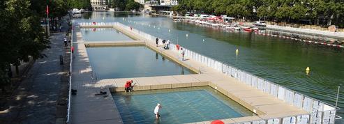 Se baigner en ville, bientôt une réalité