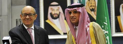 Crise du Golfe: Le Drian veut des «mesures de confiance»