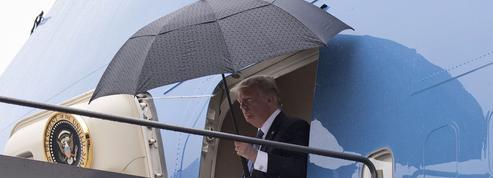 De retour à Washington, Donald Trump replonge dans son affaire russe