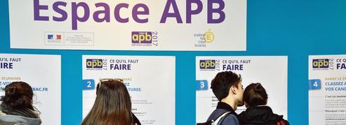 APB : âpres discussions sur l'entrée à l'université