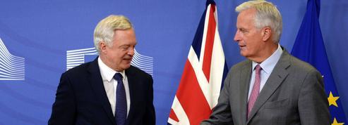 Brexit: des négociations à petits pas