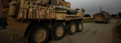 Syrie : l'agence turque révèle les positions de forces spéciales américaines et françaises