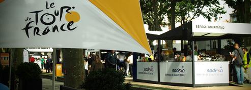 Tour de France: dans les coulisses du restaurant ambulant de la Grande Boucle