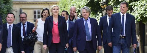 Le Front nationalà l'heure de la grande explication