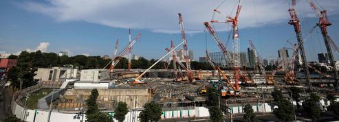 Tokyo 2020 : des infrastructures renforcées pour prévenir les séismes
