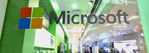 Microsoft double ses revenus dans le cloud