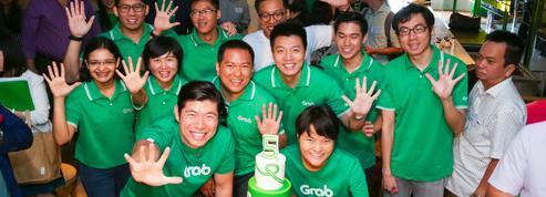 Le concurrent asiatique d'Uber lève 2 milliards de dollars