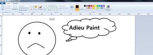 Microsoft veut abandonner son logiciel Paint