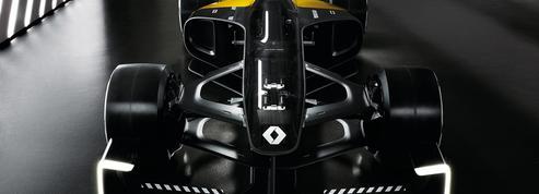 L'Atelier Renault fête la F1 à Paris
