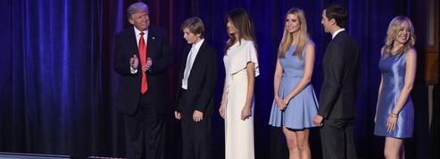 Les Trump, un clan lié par le sang, l'argent, et désormais le pouvoir