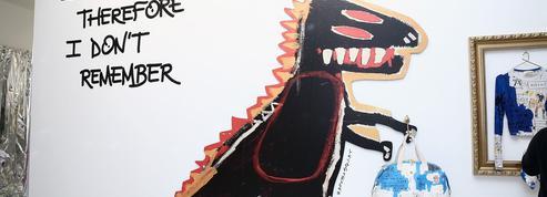 Jean-Michel Basquiat, idole de la rue plus que des musées