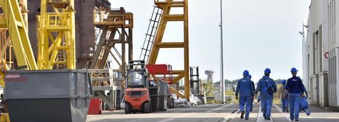 STX: dix années mouvementées pour le dernier grand chantier naval français