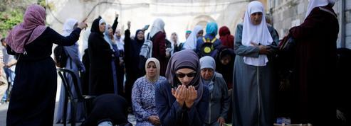 À Jérusalem, les Palestiniens appelés à retourner prier à la mosquée al-Aqsa