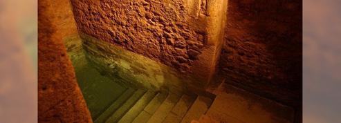 Montpellier détient l'un des plus beaux Mikvé, bassin rituel juif, du monde