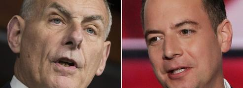 Donald Trump écarte son «chief of staff», Reince Priebus