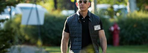 Jeff Bezos a été l'homme le plus riche du monde pendant quelques heures