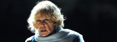 Jeanne Moreau, reine des planches