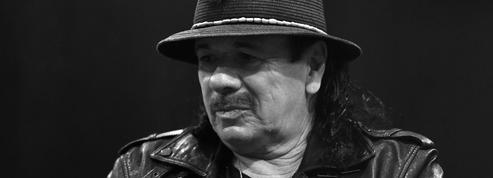Avec son nouveau disque, Carlos Santana veut faire tomber les murs