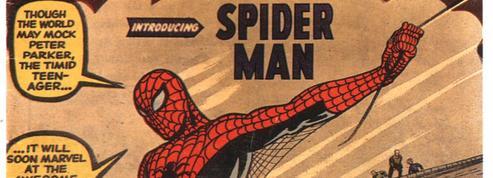 Spider-Man, le super héros fête ses 55 ans