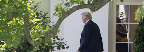 Le grand ménage d'été de Donald Trump à la Maison-Blanche
