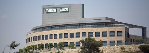 Le champion israélien Teva en chute libre