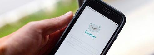 Sarahah, l'appli saoudienne qui conquiert l'Occident