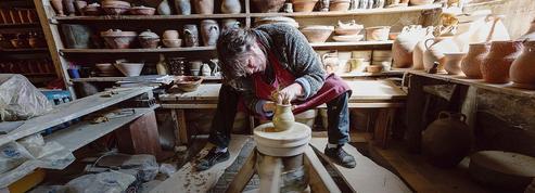 Les potiers de la Bâtisse, depuis le XVIesiècle