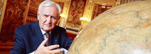 Jean-Pierre Raffarin va militer pour la paix dans le monde
