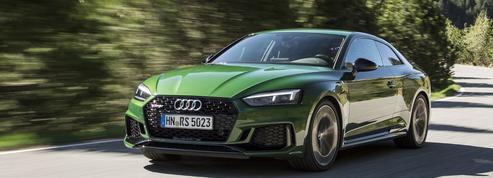 Audi RS5 : un double visage