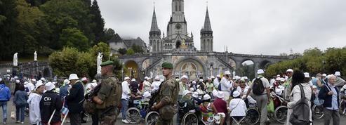 À Lourdes, une fête du 15 août sous haute surveillance