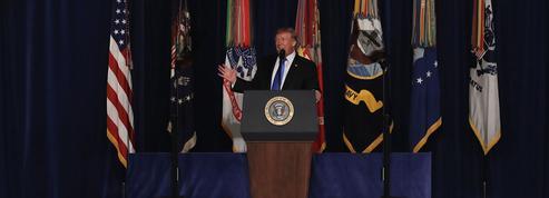Donald Trump s'emploie à reprendre la main
