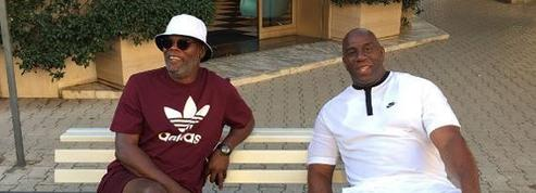 Magic Johnson et Samuel L. Jackson pris pour des migrants en Italie