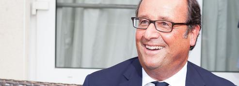 François Hollande assure qu'il compte rester dans le jeu politique