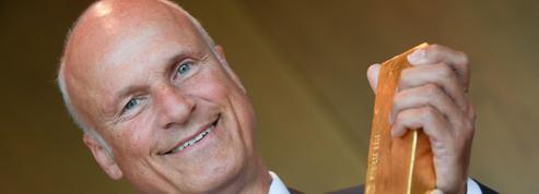 La Bundesbank a rapatrié ses derniers lingots d'or de Paris