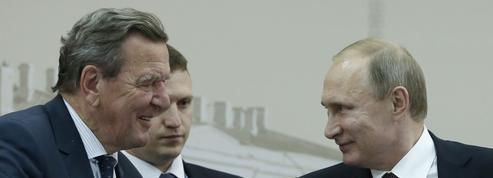 L'encombrante carrière russe de Schröder plombe le SPD
